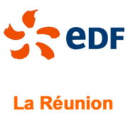 EDF Réunion Logo