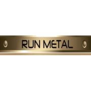 Run Métal Logo